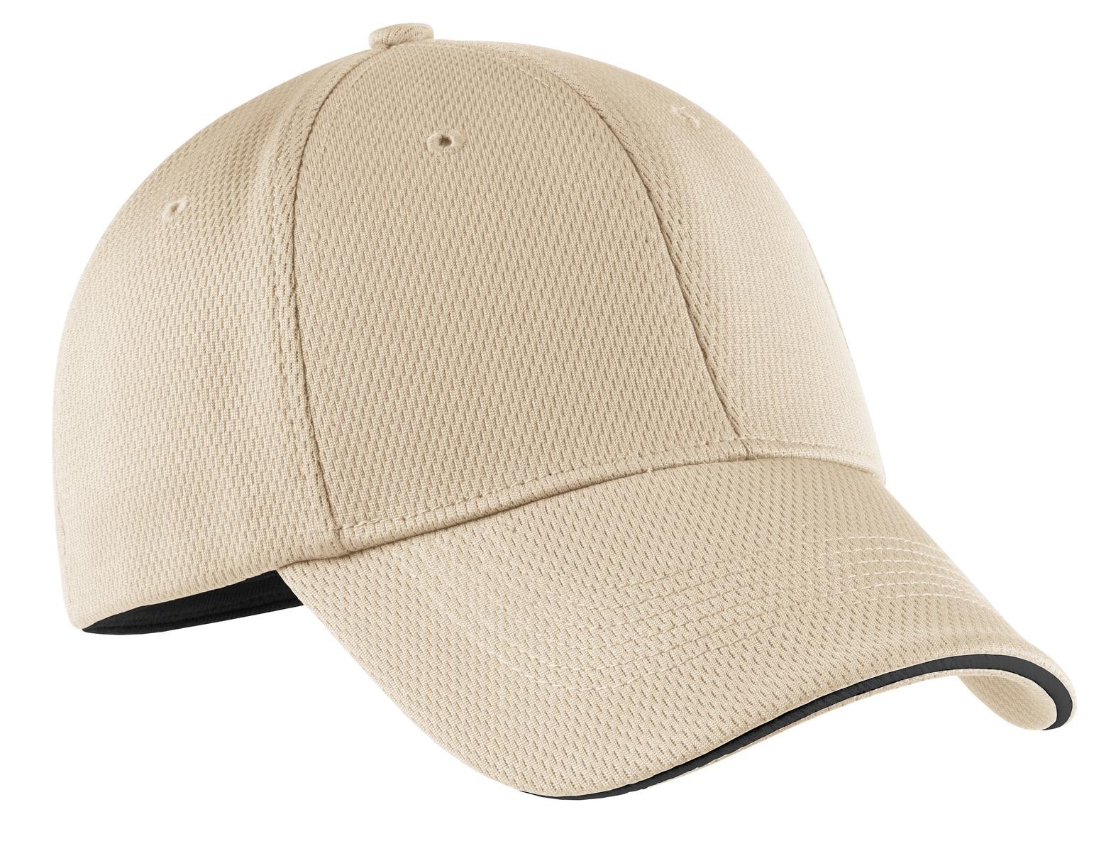 Nike Dri-FIT Mesh Swoosh Flex Sandwich Cap.-Promotional
