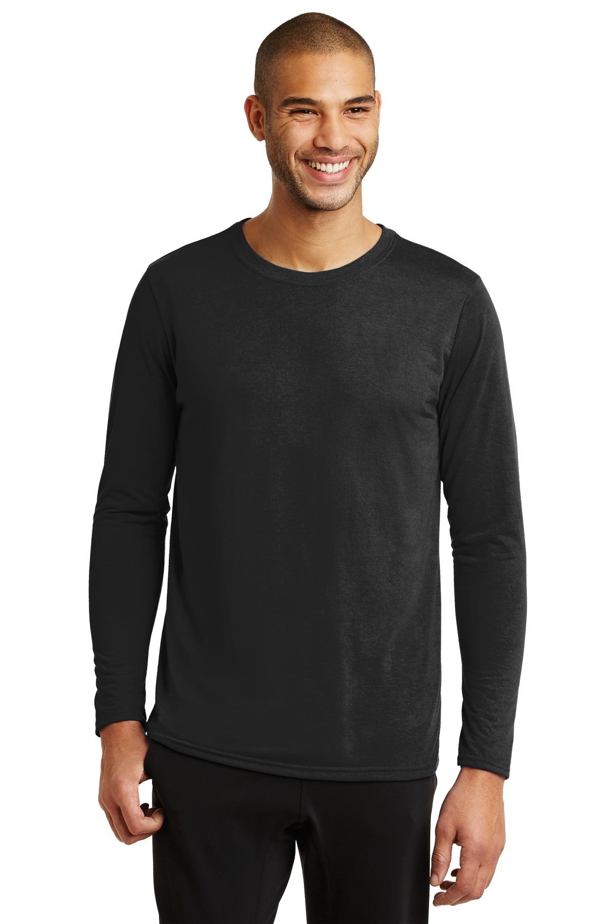 Gildan Performance® Long Sleeve T-Shirt.-Promotional