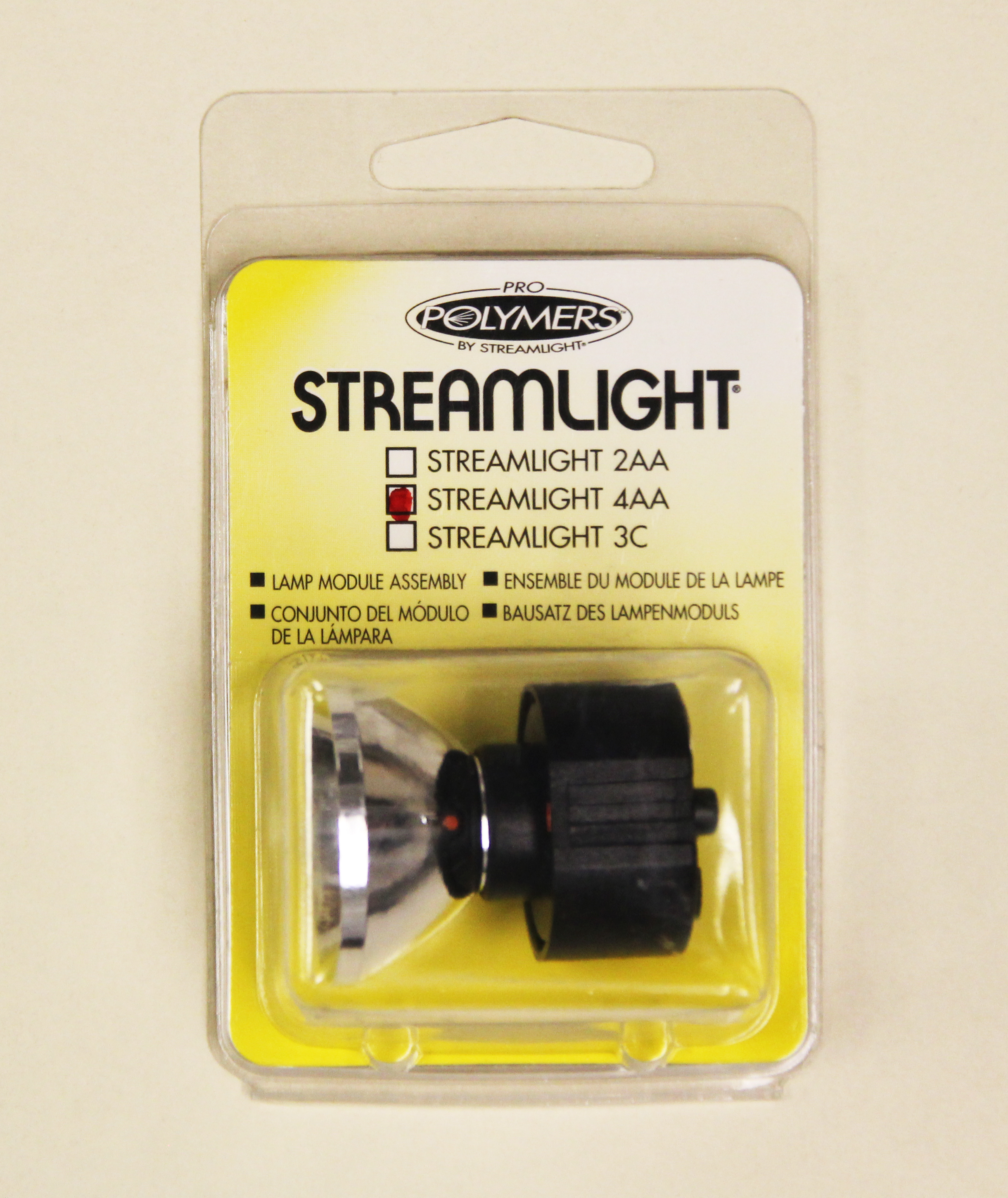 Streamlight Lamp Module Assembly (4AA)-Streamlight