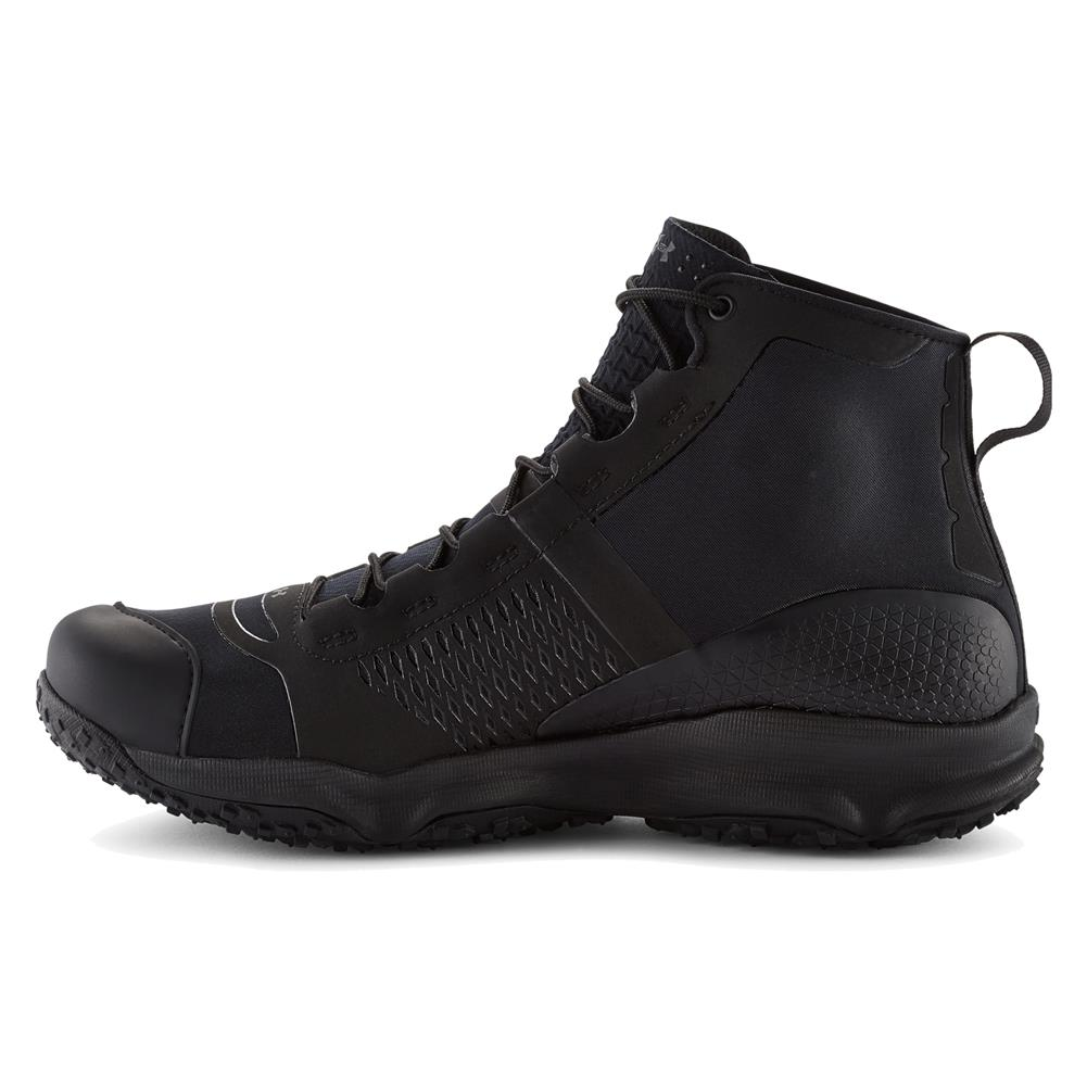 UA Men's Speed Fit Hike Mid (Black)