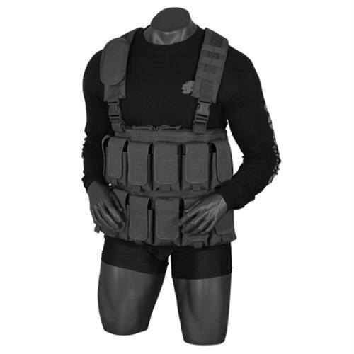 12 Mag Chest Rig-Voodoo Tactical