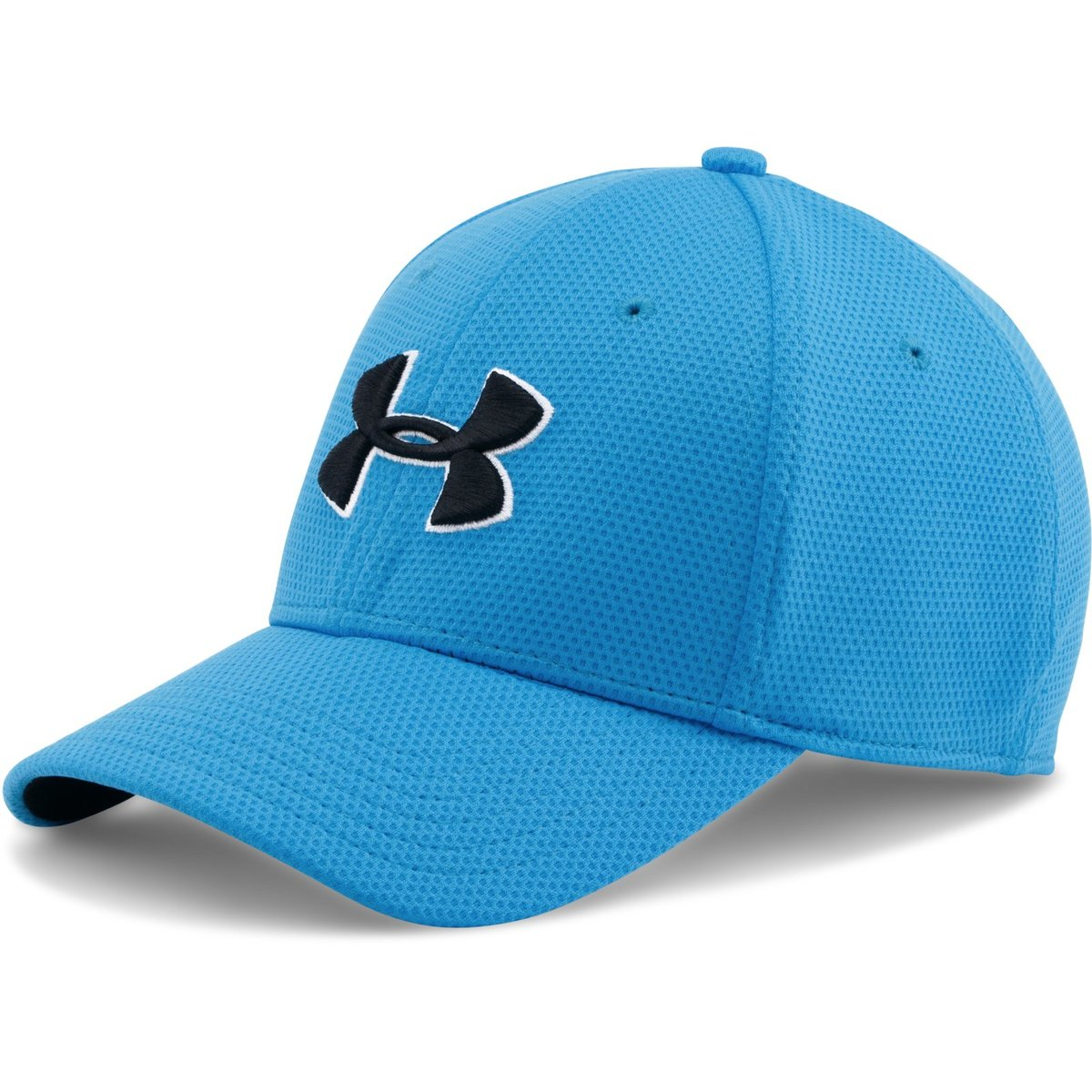 Men's UA Blitzing II Stretch Fit Cap (Teal)-