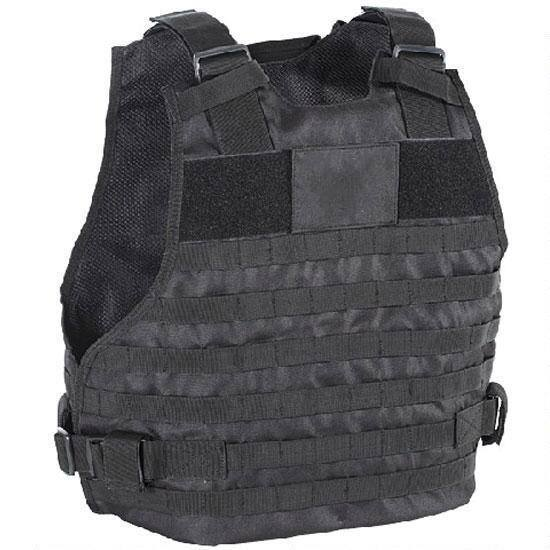 Voodoo Tactical ICE Plate Carrier (Black)-Voodoo Tactical