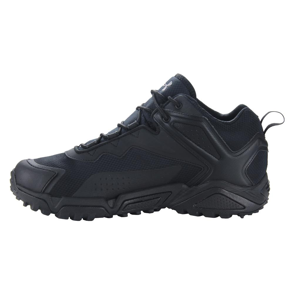 Tabor Ridge Low (Black)-Under Armour