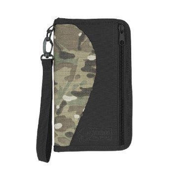 Voodoo Two Tone Wallet (Black)-Voodoo Tactical