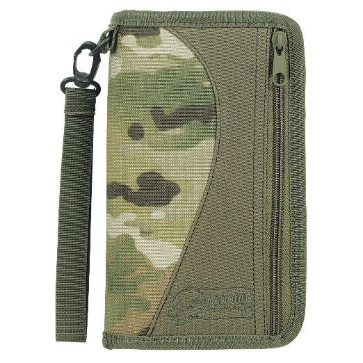 Voodoo Wallet (Olive Drab Green)-