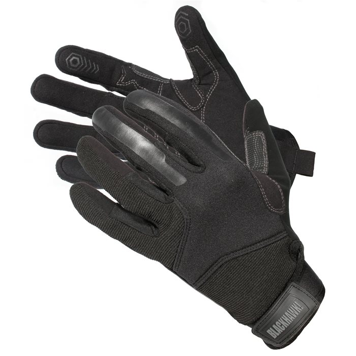 Blackhawk! CRG1 Cut Resistant Patrol Gloves with Kevlar