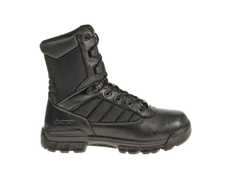 "Bates 8"" Tactical Sport Black-Bates"