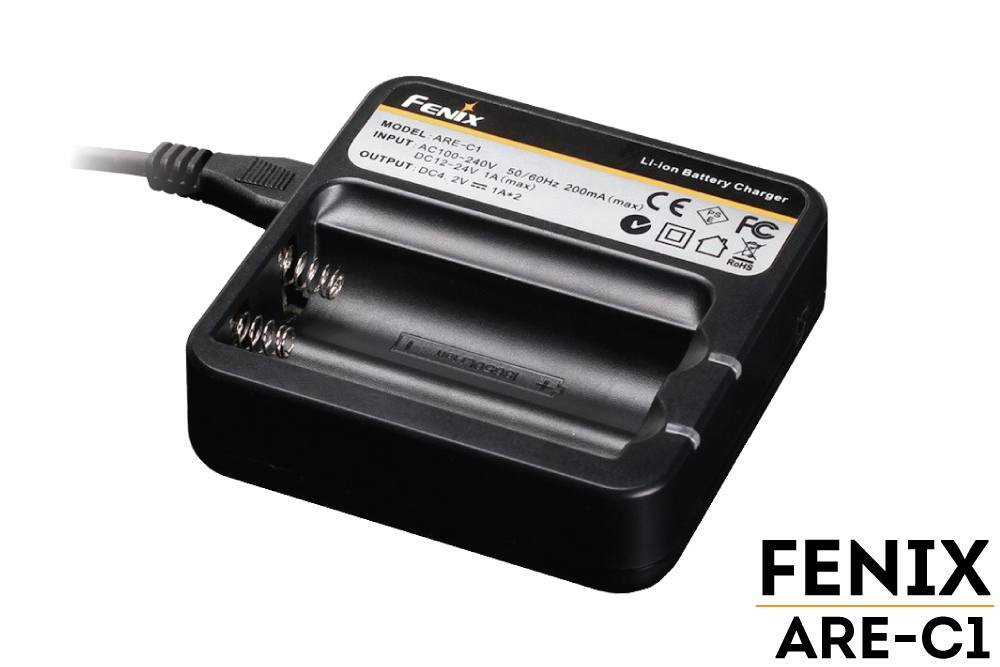 AREC-1 Dual Battery Charger-Fenix