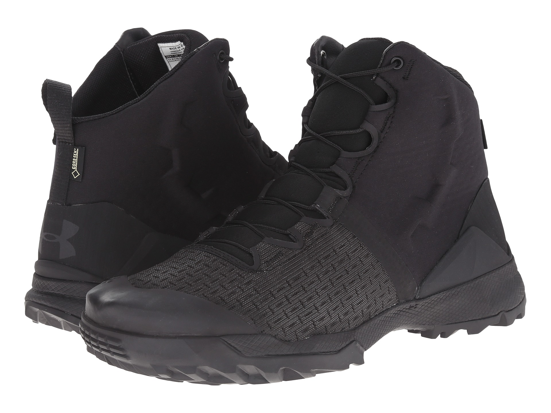 UA Men's Infil GTX (Black)-