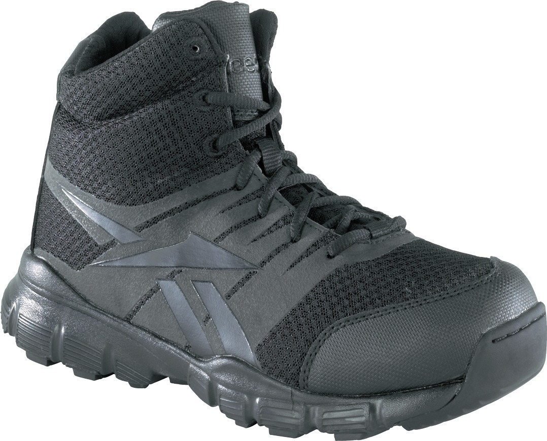 "Dauntless 5"" Athletic Hiker (Black)-Reebok"