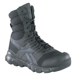 "Dauntless 8"" (Black)-Reebok"