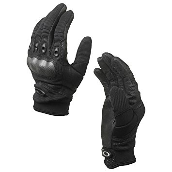 Oakley Factory Pilot Gloves Black-Oakley