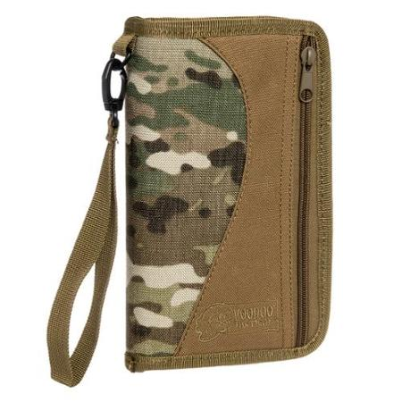 Voodoo Two Tone Wallet (Tan)-
