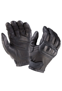 Operator Hard Knuckle Leather Glove-