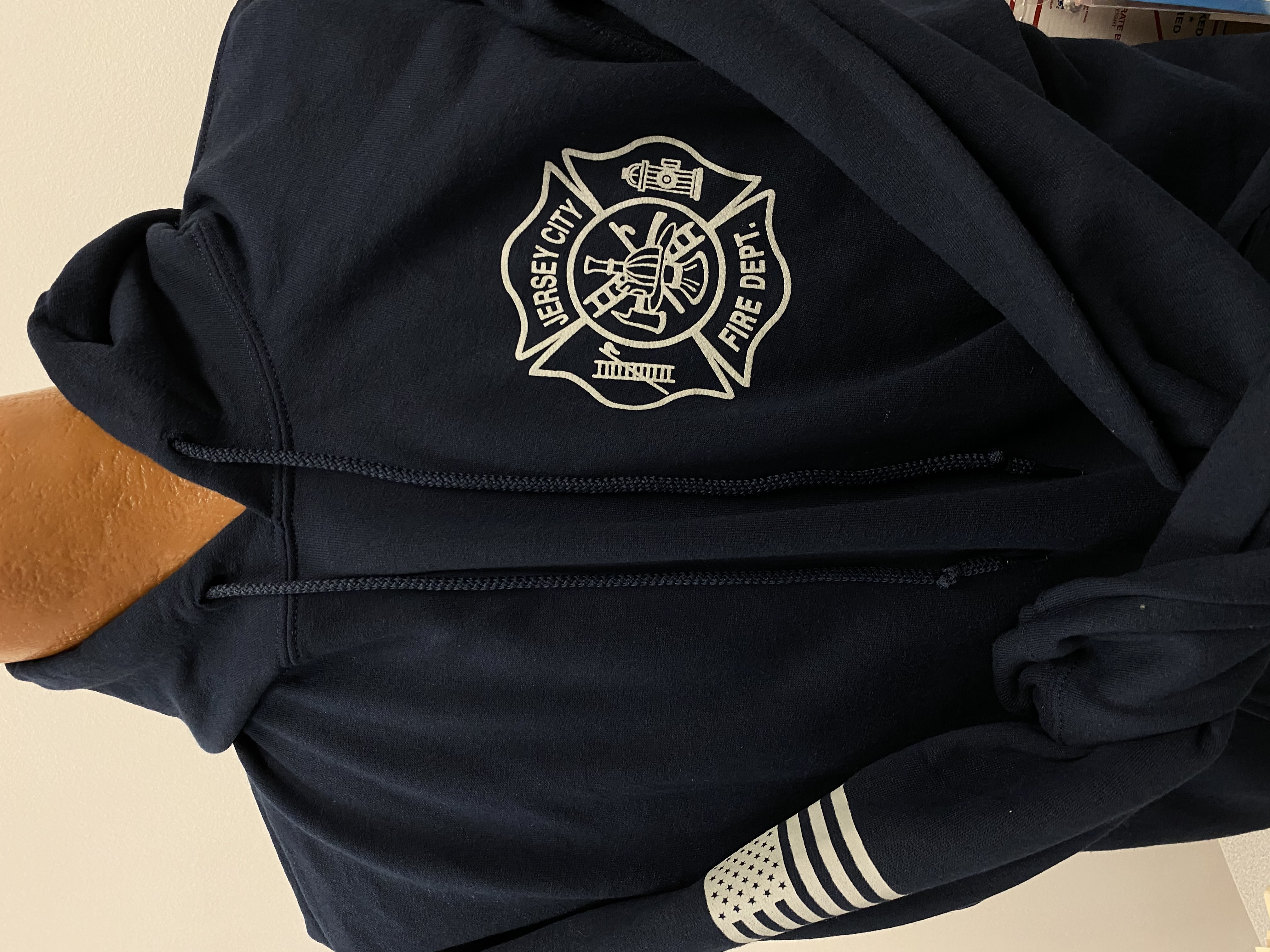 JCFD FIRE HOODY-Turn Out Uniforms