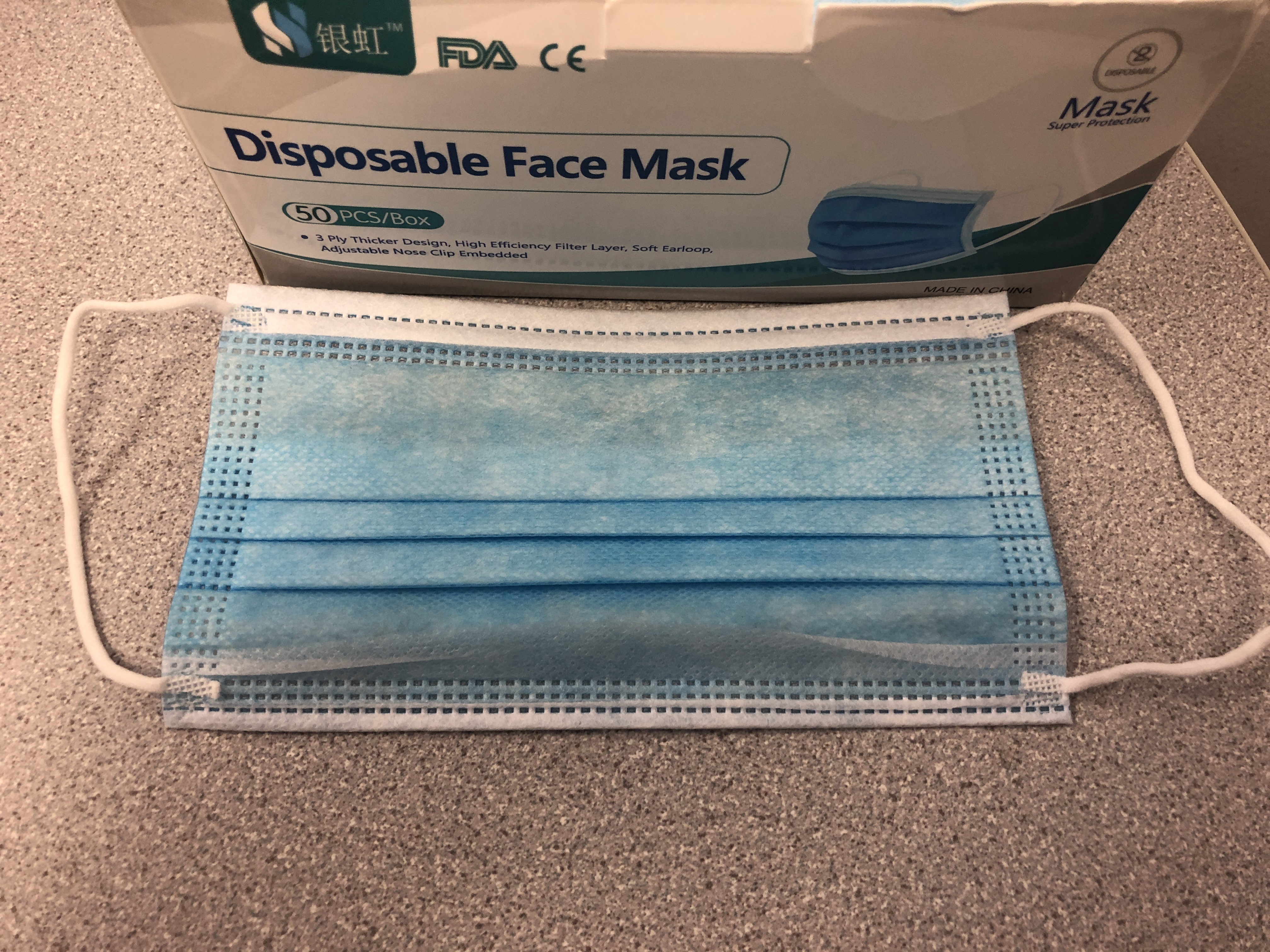 DISPOSABLE MASK-Turn Out Uniforms