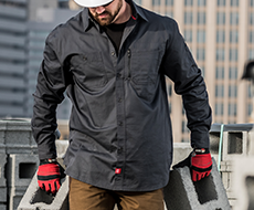 Ripstop Workshirt With MIMIX