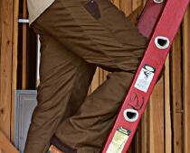 Red Kap Utility Pants With MIMIX