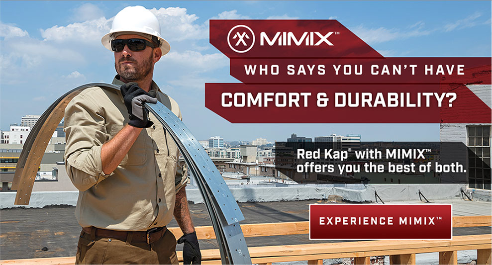 MIMIX Comfort Durability