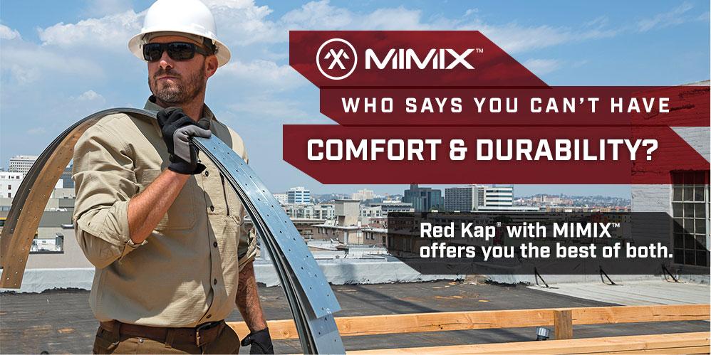 MIMIX - Engineered for Comfort