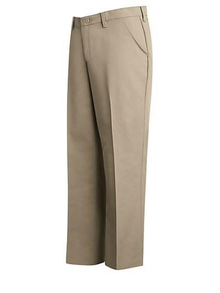 Khaki Industrial Work Pants for Ladies-Regali