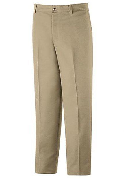 Khaki Industrial Work Pants for Men-Regali