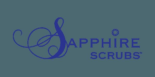 Sapphire Scrubs