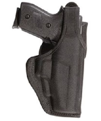 Defender duty holster, mid ride, black-