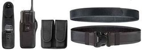 2.25 Ergo Tek duty belt w/load support Sizes 26-48-Bianchi