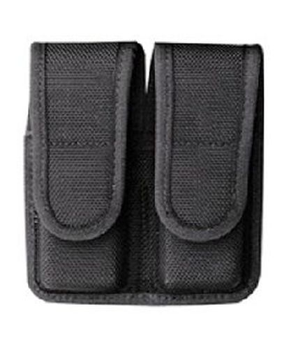Double Mag Sizes 1, 2, 4 black, hidden snap-