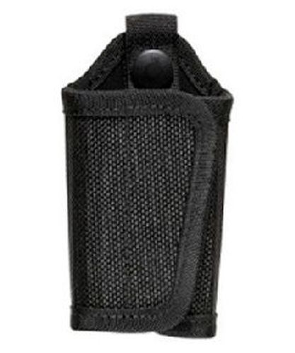 AA Mini Light Holder black, hidden snap-