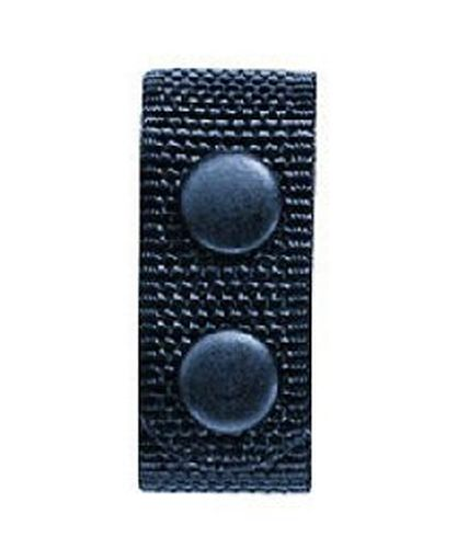 Belt Keepers 4 pack black snap-