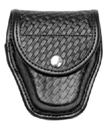 Double Cuff case Hidden snap-