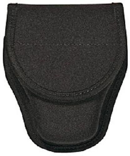 Covered cuff case for hinge cuffs-