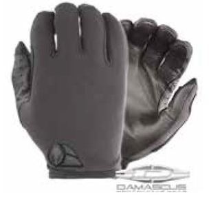 Lightweight Leather Patrol Glove-Damascus