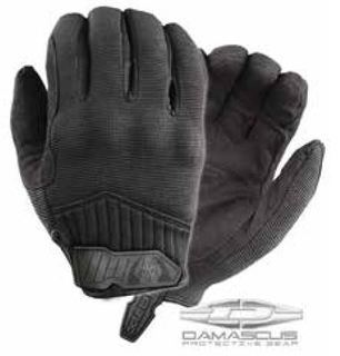 Unlined Hybrid Duty Glove, Knuckles-
