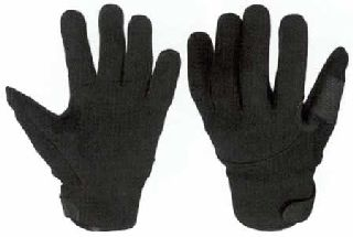 Patrol Guard Duty Gloves-Damascus