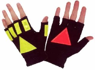 Day Nite Reflective Glove