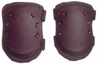 Centurion Hard Knee Pads, Black-Hatch
