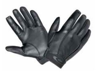 Touch Screen Duty Glove Black