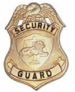 320 Series Economical Security Badges