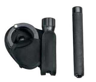 Ballistic combo for baton or Triad with cuffs-HWC Equipment