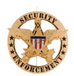 Round Security Enforcement Officer