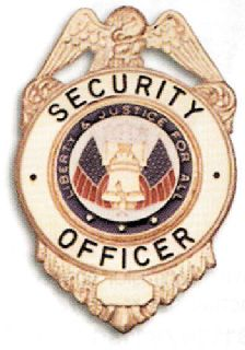 804 Security Officer,Liberty & Justice-