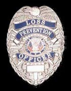 Loss Prevention Officer, Shield-