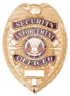 Shield Security Enforcement Officer-