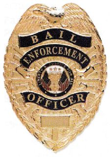 Bail Enforcement Officer-
