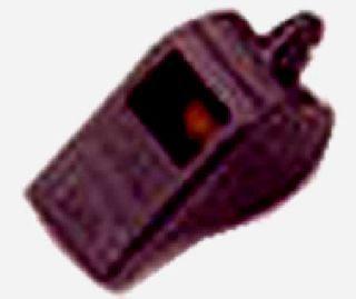 #660 small black plastic-