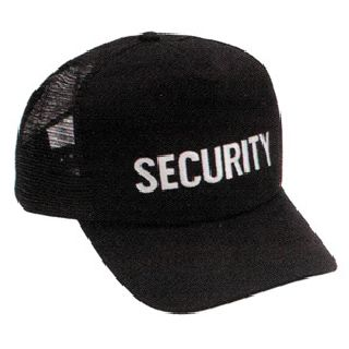 Twill/Mesh Security-